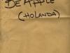BeApple Buenos Aires festival documenten, november 2009