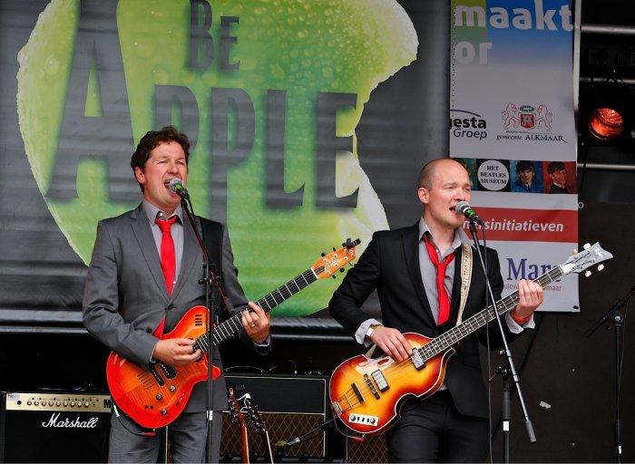 Winkelcentrum De Mare Alkmaar 21-06-2014